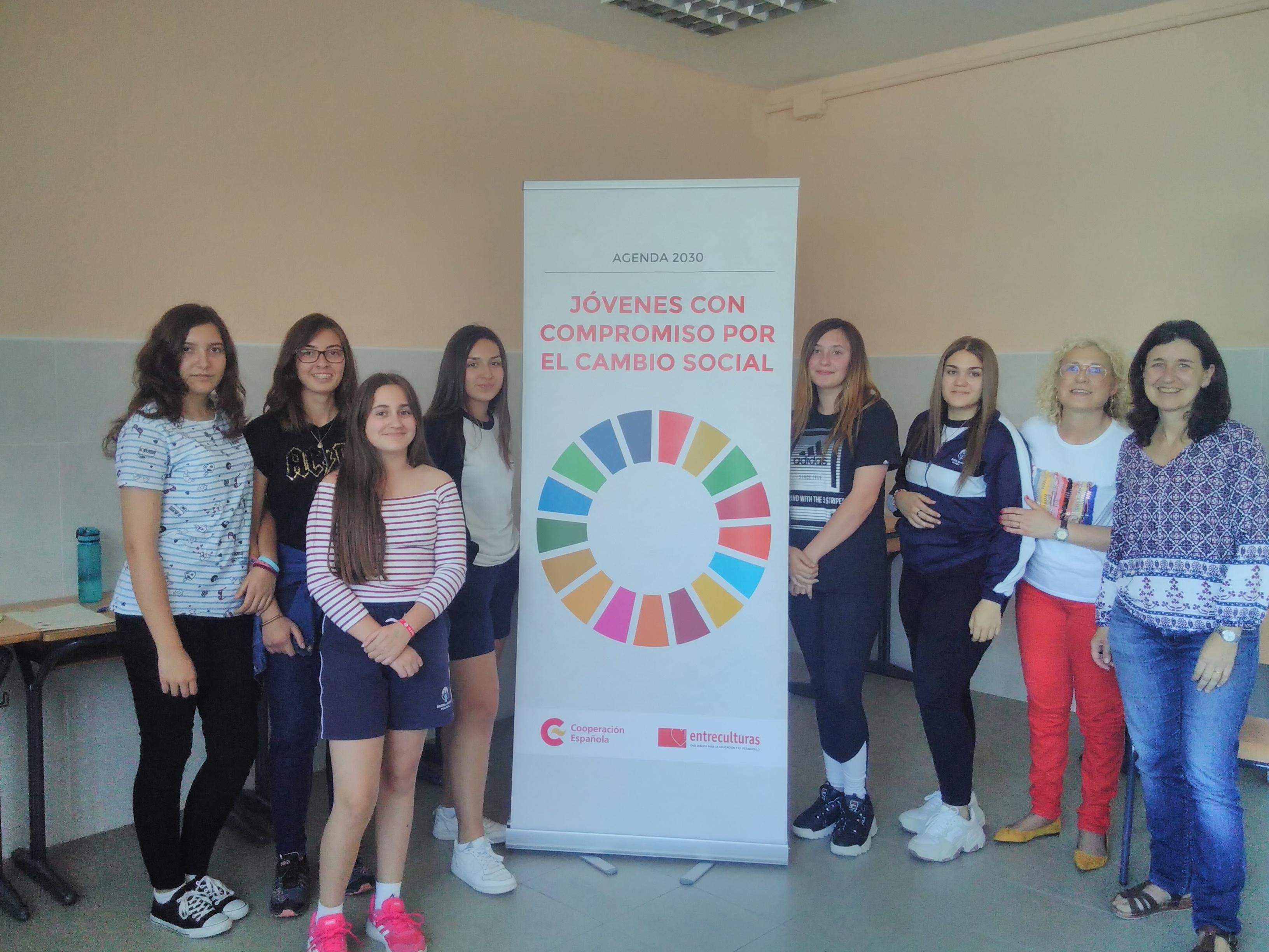Grupo participante en la Asamblea RSJ en Castellón
