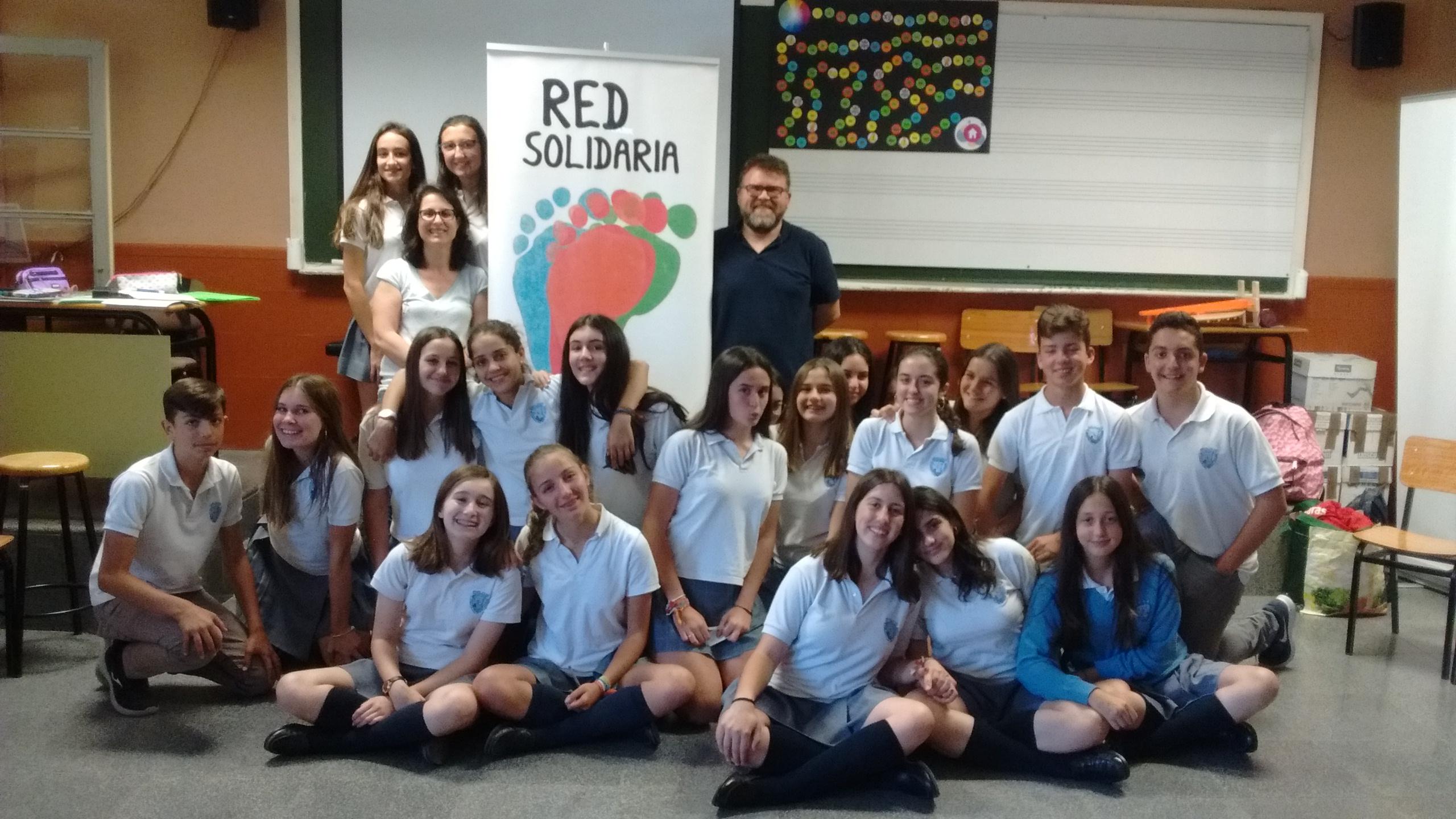 Grupo participante en la Asamblea RSJ en Alicante