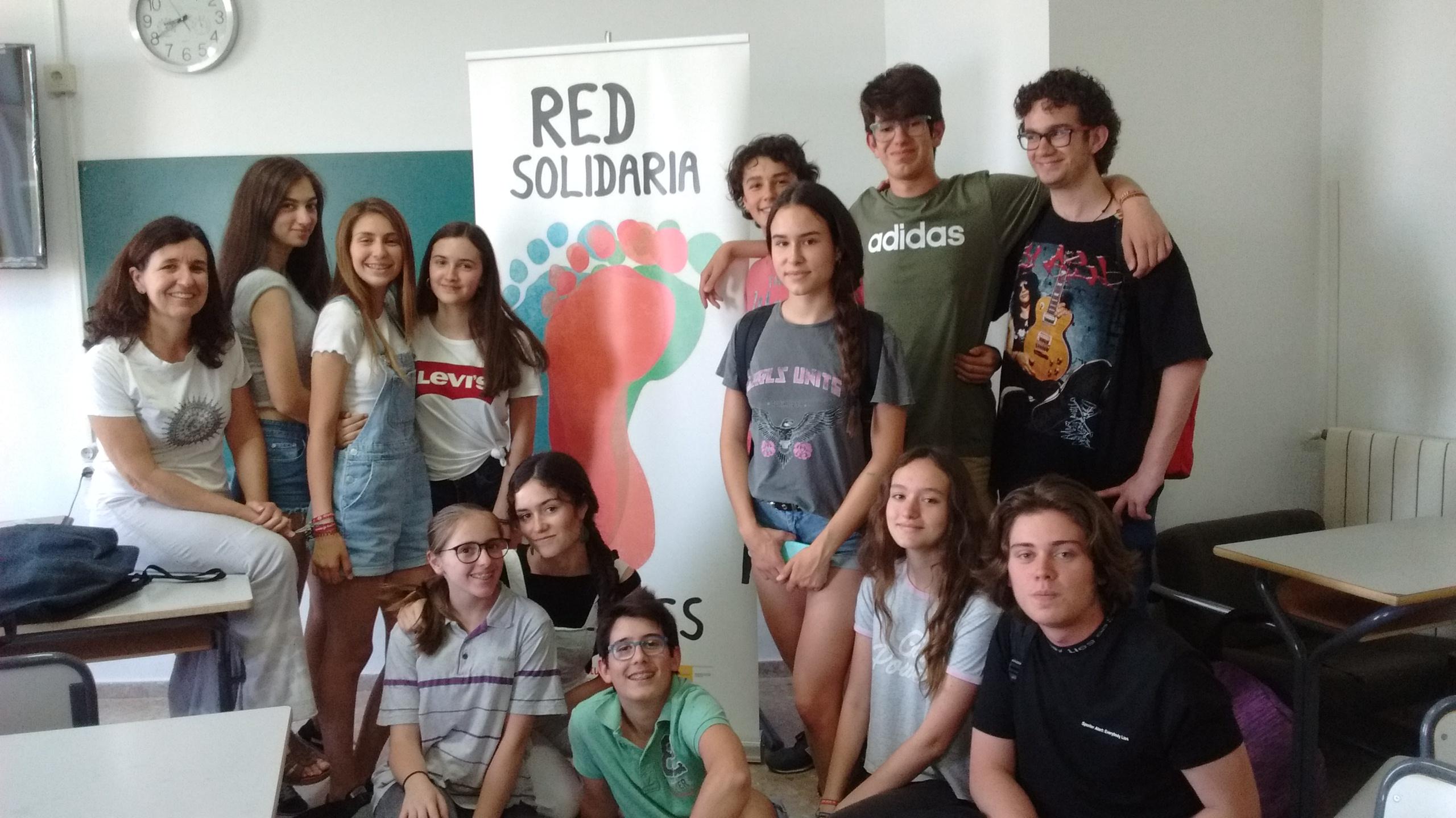Grupo participante en la Asamblea RSJ en Valencia